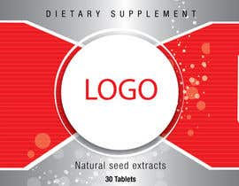 nº 9 pour Design a label for a nutritional product par digitalartsguru