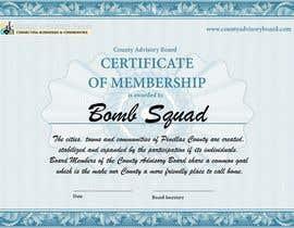 jehadnaji tarafından Design a membership certificate için no 16