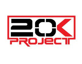 "#302 for Design a Logo for ""20K PROJECT"" by dezigningking"