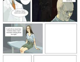 #17 cho Illustrate Page from Graphic Novel bởi Avaloki
