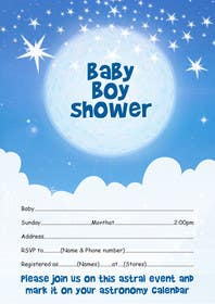 #29 cho Baby Shower Invite bởi itvisionservices