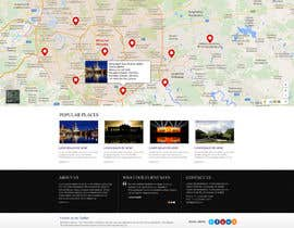 #6 cho Design a Website Mockup for City Travelling Guide bởi nikil02an