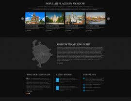 #9 cho Design a Website Mockup for City Travelling Guide bởi nikil02an