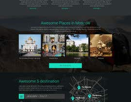 #18 cho Design a Website Mockup for City Travelling Guide bởi sahapramesh