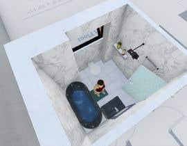 nº 46 pour Bathroom design par Ehsanull