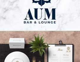 Nro 179 kilpailuun Logo Design for Aum Bar & Lounge käyttäjältä sandeeptwc3