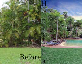 #48 untuk Turn 2 daytime real estate photos into beautiful twilights oleh Henricha
