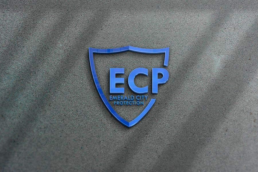 Конкурсная заявка №                                        33                                      для                                         Emerald City Protection…Logo