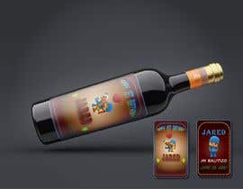 #1 для Design a Wine label for center of table at Birthday and Baptism event от raazrahman57