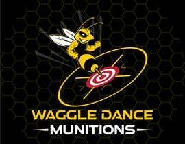 #120 for Waggle dance logo af vivekbsankar