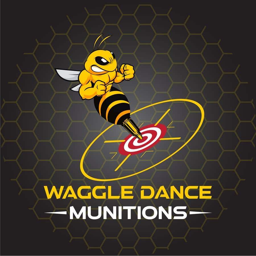 Konkurrenceindlæg #                                        141                                      for                                         Waggle dance logo