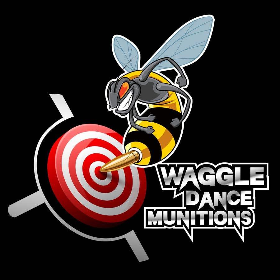 Konkurrenceindlæg #                                        136                                      for                                         Waggle dance logo
