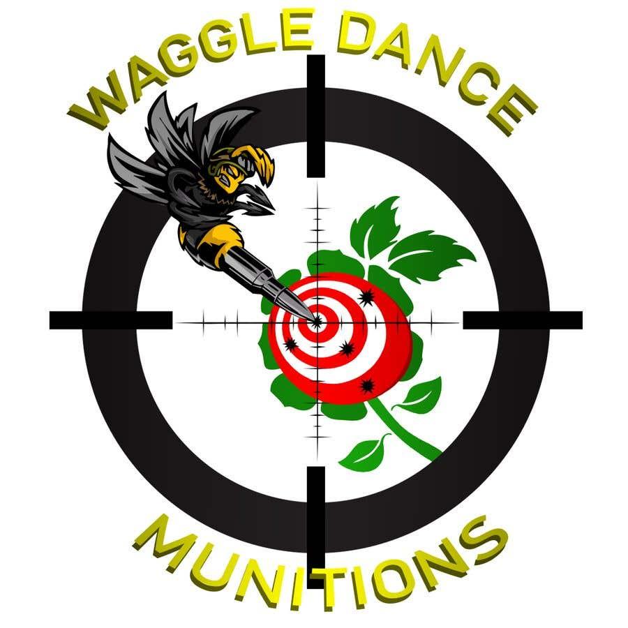 Konkurrenceindlæg #                                        165                                      for                                         Waggle dance logo