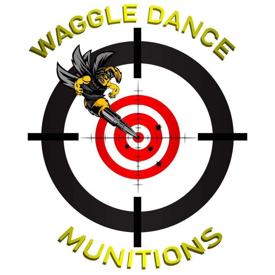 Konkurrenceindlæg #                                        168                                      for                                         Waggle dance logo