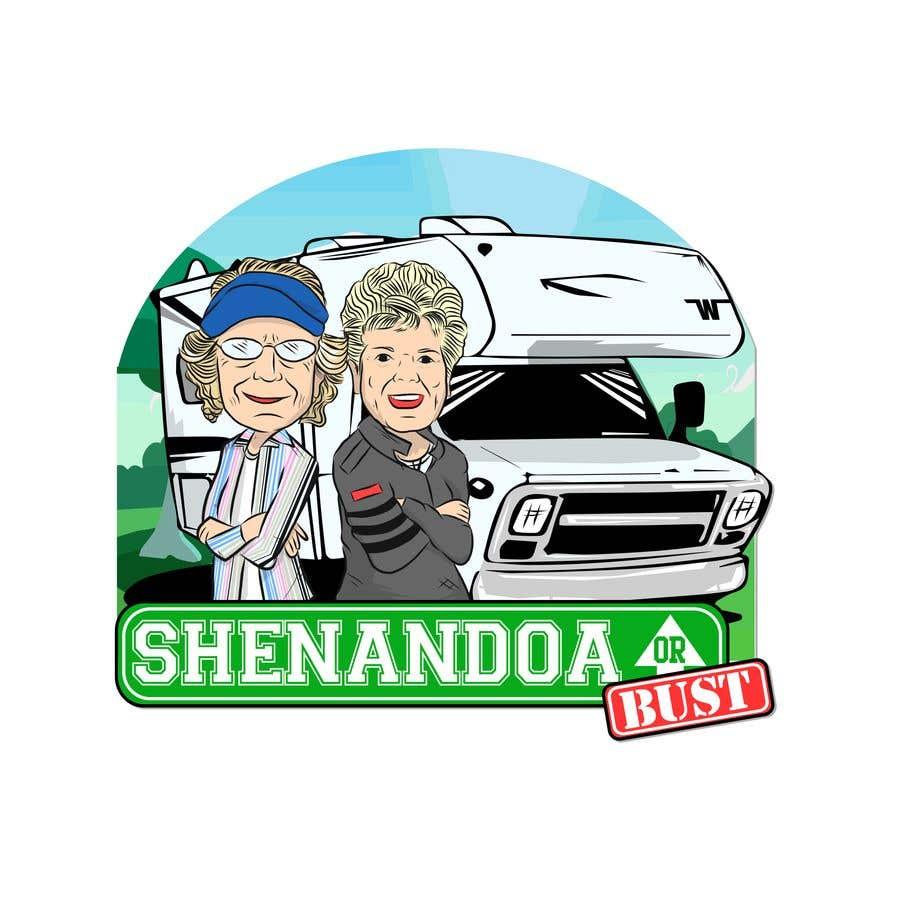 Konkurrenceindlæg #                                        70                                      for                                         Shenandoah or Bust!