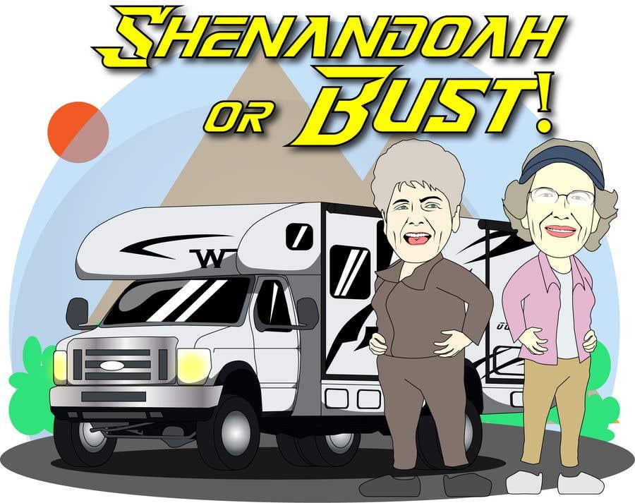 Konkurrenceindlæg #                                        88                                      for                                         Shenandoah or Bust!
