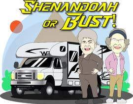 #88 for Shenandoah or Bust! af azhariabdhamid9