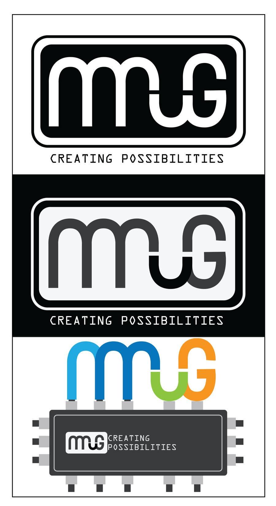 Contest Entry #                                        21                                      for                                         Design a Logo for Mmug