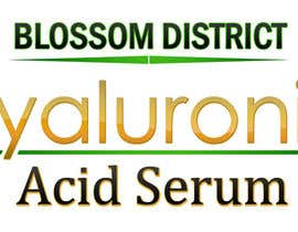 #38 for Design a Logo for Facial serum by shawnspencer