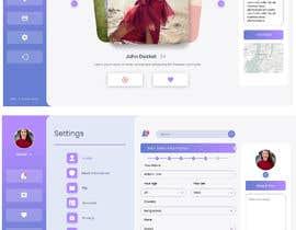 Nro 33 kilpailuun Webdesigner for Dating site käyttäjältä jaberal
