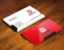 #128 untuk Design some Business Cards for Dialcom Inc. oleh youart2012