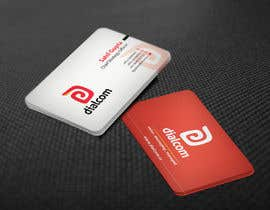 #33 cho Design some Business Cards for Dialcom Inc. bởi imtiazmahmud80