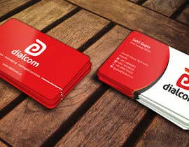 #120 cho Design some Business Cards for Dialcom Inc. bởi ezesol