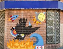 #19 untuk Build a bird graffiti like designed based on the attached model and taking the account the number of existing emotes: oleh ichirniciuc