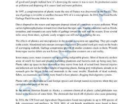 Nro 87 kilpailuun One page Article käyttäjältä Swymuh