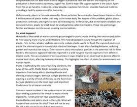 Nro 64 kilpailuun One page Article käyttäjältä RoshelJ