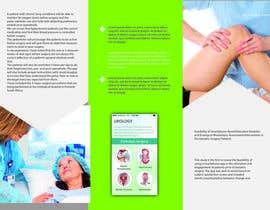 Nro 31 kilpailuun Design a Brochure for presentation käyttäjältä ganiix1
