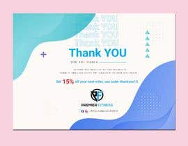 #211 for Design me a Thank you card by majnuahmed