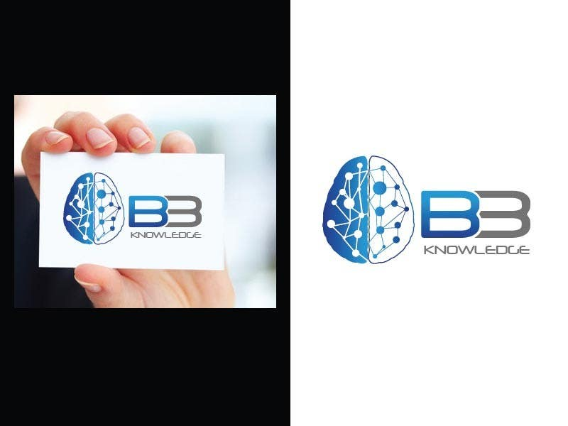 Contest Entry #2 for Design eines Logos for BB Knowledge + HRS Knowledge