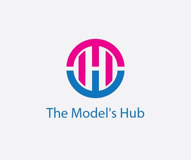 Konkurrenceindlæg #                                        61                                      for                                         The Model's Hub Logo