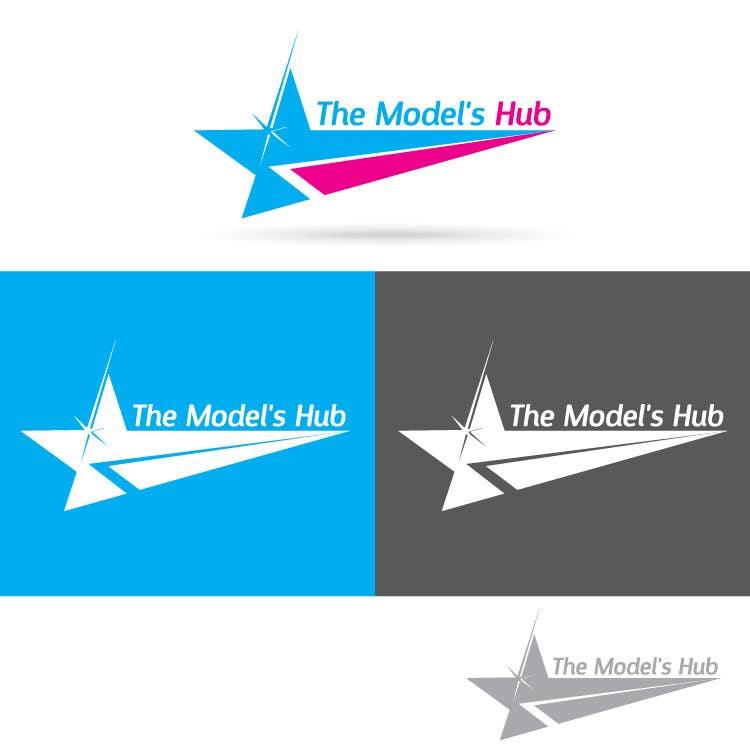 Konkurrenceindlæg #                                        65                                      for                                         The Model's Hub Logo