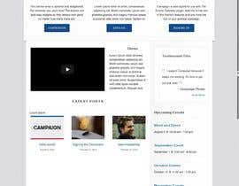 #2 for Design a website's Homepage by mdselimmiah