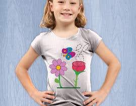 #165 for Graphic Design for Kid's TShirt - 13/06/2021 13:37 EDT af sakirhasan86