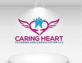 Nro 220 kilpailuun Caring Heart Tutoring and Consultation LLC Business Logo käyttäjältä sumon16111979