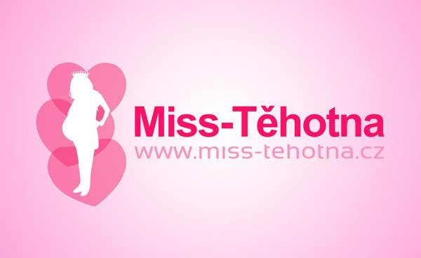 Inscrição nº 2 do Concurso para Navrhnout logo for Miss Těhotná CZ www.miss-tehotna.cz