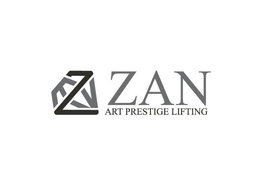 Proposition n°                                        51                                      du concours                                         Разработка логотипа for ZAN ART PRESTIGE LIFTING