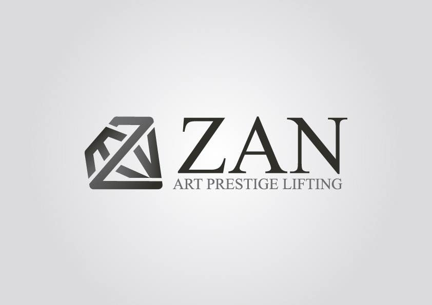 Proposition n°                                        65                                      du concours                                         Разработка логотипа for ZAN ART PRESTIGE LIFTING
