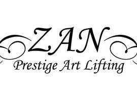 #74 for Разработка логотипа for ZAN ART PRESTIGE LIFTING by mabozaidvw