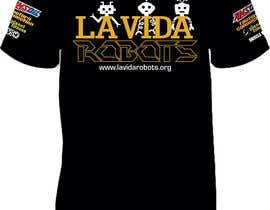 #160 cho Logo Design for La Vida Robots (www.lavidarobots.org) bởi tmkhung