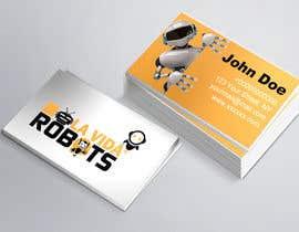 adnanfaisal289 tarafından Logo Design for La Vida Robots (www.lavidarobots.org) için no 140