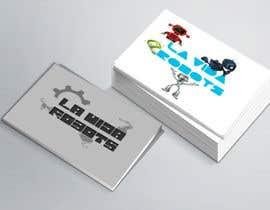 #142 for Logo Design for La Vida Robots (www.lavidarobots.org) by shwetharamnath