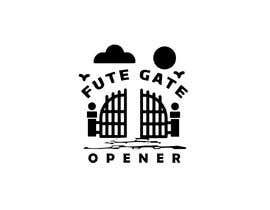 Nro 26 kilpailuun Custom Typography Graphic Design - Future Gate Opener käyttäjältä ewinzrabadoy