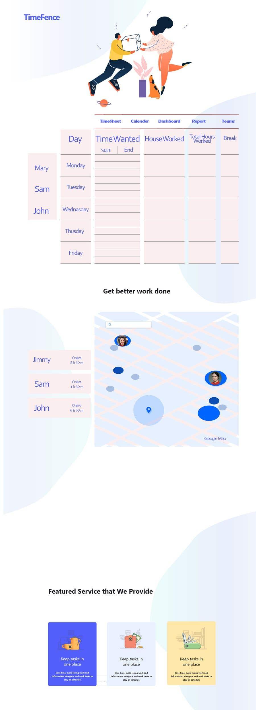 Konkurrenceindlæg #                                        8                                      for                                         Build me a stunning Website/Portal (Looking for UI experts)