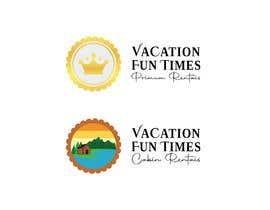 #384 para Logo for Vacation Fun Times por siratulislam79
