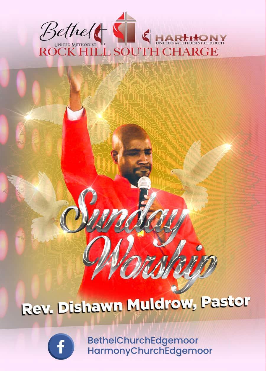 Kilpailutyö #                                        138                                      kilpailussa                                         Church Logo/Poster Revamp - 14/06/2021 01:57 EDT