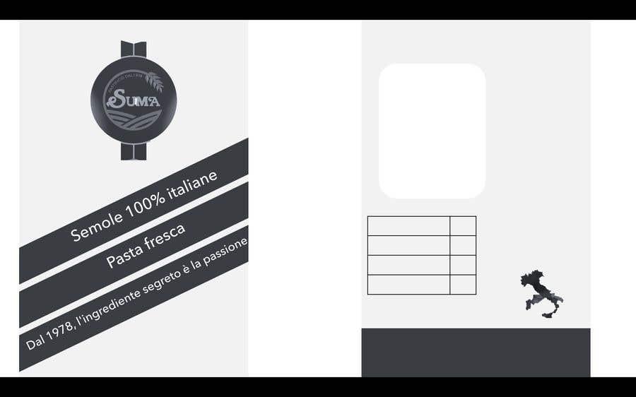 Penyertaan Peraduan #                                        50                                      untuk                                         Pasta film graphic design